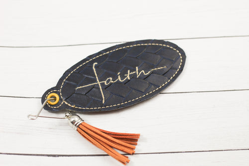 Faith Eyelet Tag