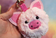Piggy Fluffy Puff - In the Hoop Embroidery Design
