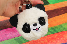 Panda Fluffy Puff - In the Hoop Embroidery Design