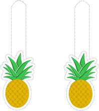 Pineapple Snap Tab 4x4 and 5x7