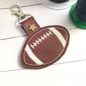 Football Snap Tab for 4x4 hoops