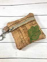 Sweet Leaf Zipper Pouch 4x4