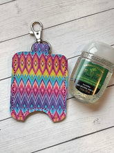 BLANK Hand Sanitizer Holder for 1 oz Bottles Snap Tab In the Hoop Embroidery Project