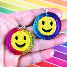 Happy Face Earrings