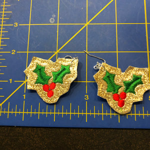 Holly Fill Earrings