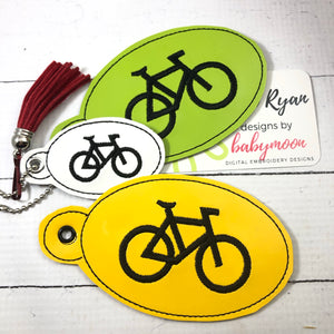 Bike Eyelet Tag Large and Small