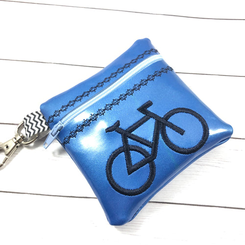 Bike Zipper Pouch 4x4