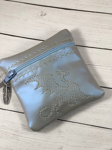 Dragon Zipper Pouch 4x4