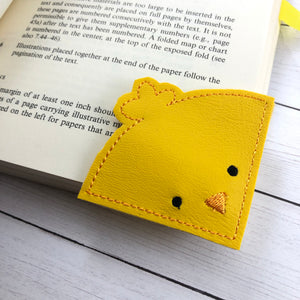 Chickie Corner Bookmark Design