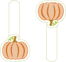 Pumpkin Snap Tab 4x4 and 5x7