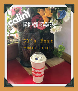 caliny reviews best smoothie