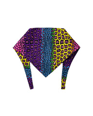 kerchief - wild multi-color.