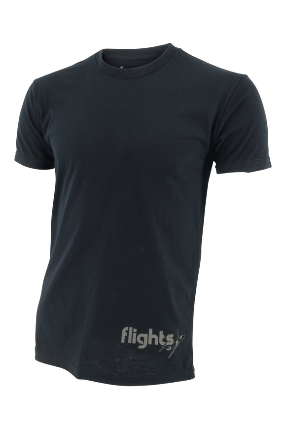 calinY flights tee