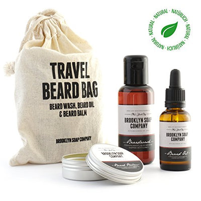 Kit - Beard Bag - Barber Time