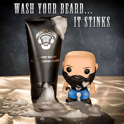 Shampooing Beardilizer - Beard Wash - Barber Time