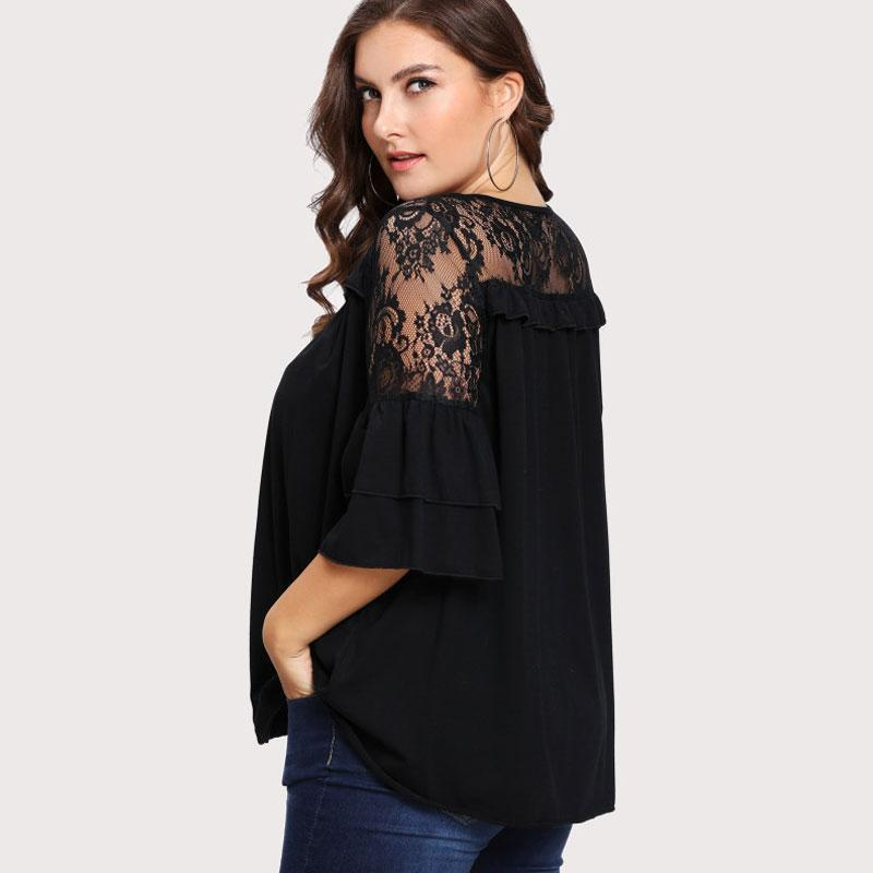 d50ab5753ae ... Kalani Boutique Tops PLUS SIZE Pippa Top ...