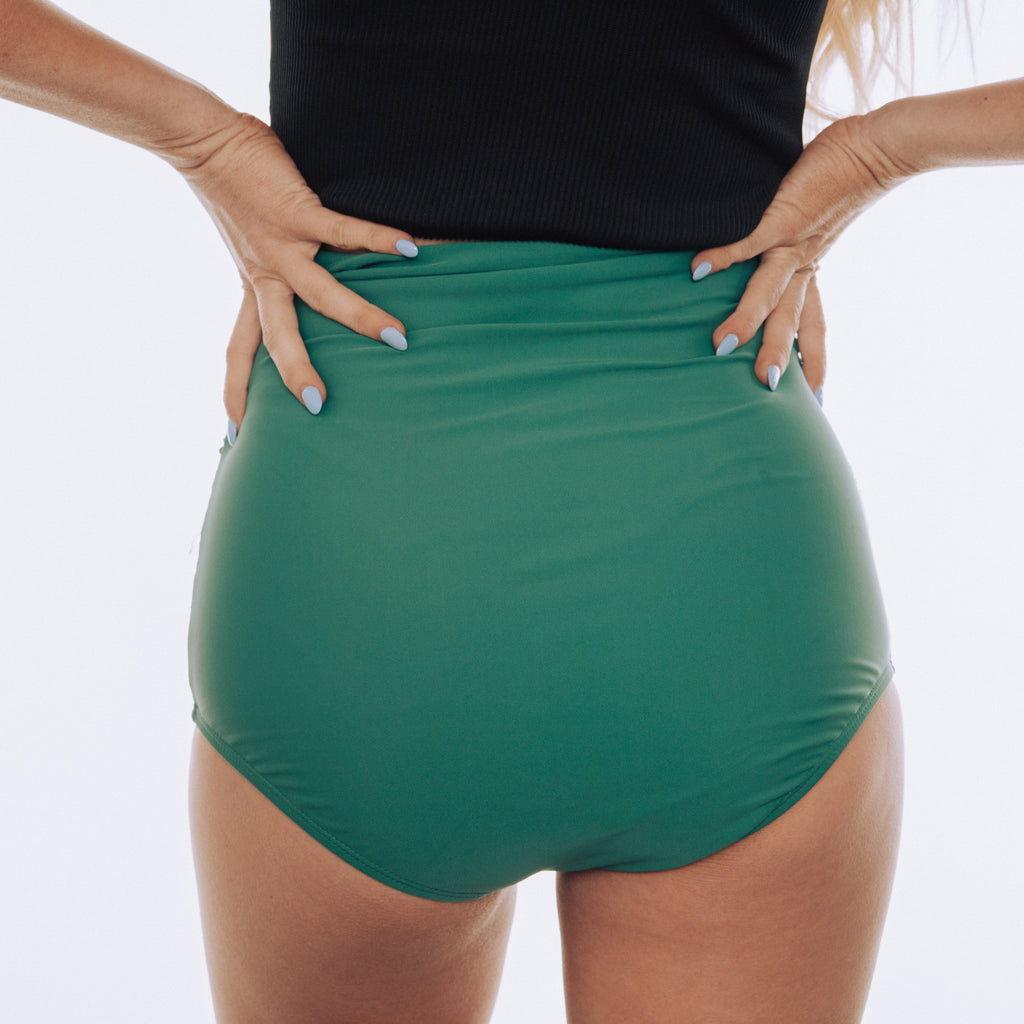 Sun Baked Bottoms | Hunter Green