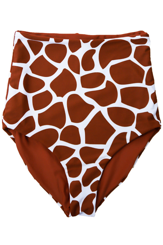 Bali Reversible Bottoms | Giraffe & Sienna