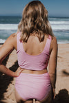 Beach Babe Top | Pink