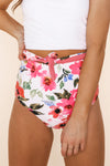 Nori Reversible Bottoms | Watermelon/Floral