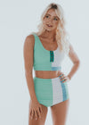 Beach Babe Top | Mint