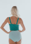 Stay-Cation Top | Green