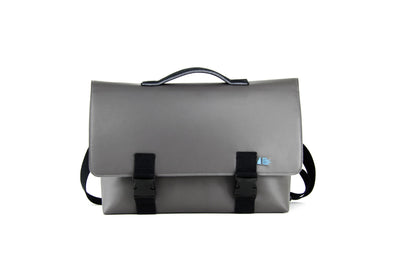 MRKT KEL VEGN LEATHER Briefcase