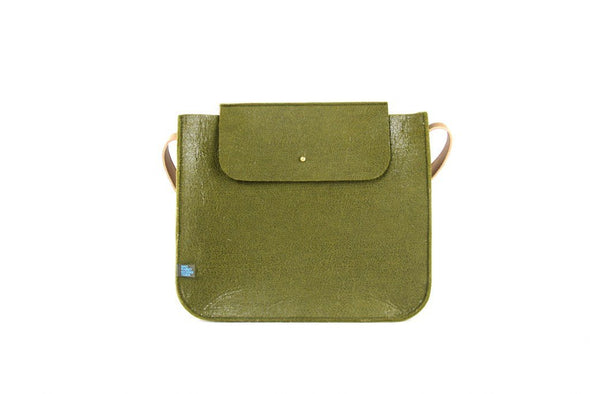 MRKT PARKER SUPR FELT/MCRO LEATHER Small Shoulder Bag