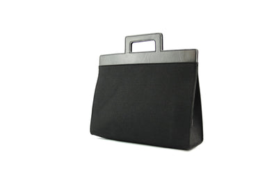 MRKT HENRY SMRT FELT/VEGN LEATHER Briefcase