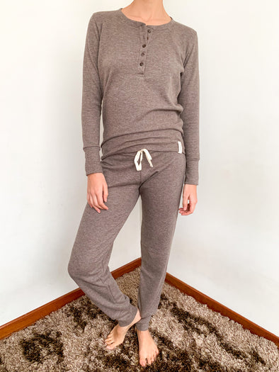 NIDRA KAÑIWA ORGANIC COTTON PJ TWO PIECE