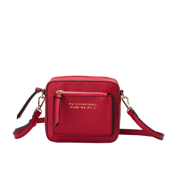 Melie Bianco EVAN Quote Crossbody
