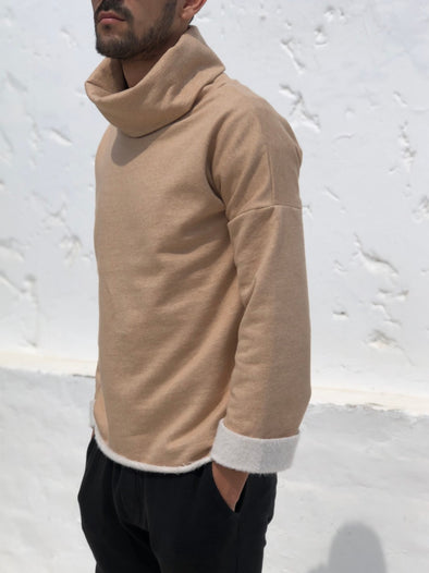 CACIANO ROLLNECK ORGANIC COTTON Sweatshirt