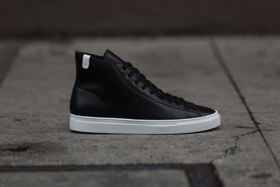 House Of Future ORIGINAL HI TOP in MICRO LEATHER