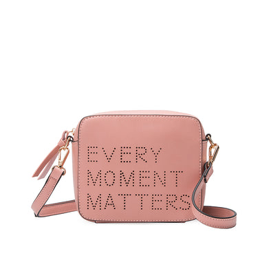 Melie Bianco CELINE Quote Crossbody