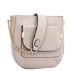 Melie Bianco JOVIE Medium Front Pocket Shoulder Bag