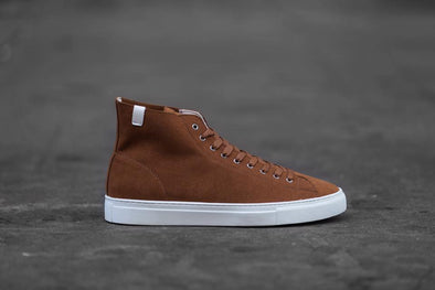 House Of Future ORIGINAL HI TOP in MICRO SUEDE