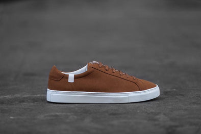 House Of Future ORIGINAL LOW TOP in MICRO SUEDE