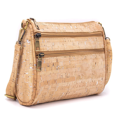 KORCH SIERRA NATURAL CORK Crossbody