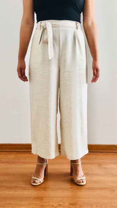 THE ECOBAG COMPANY NATURAL LINEN Culotte