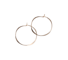 Load image into Gallery viewer, Fail Jewelry 14k Yellow Gold Filled Small Round Hoop Earrings