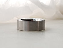 Load image into Gallery viewer, Carl Dau Stainless Steel Plain Comfort Fit Band