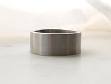 Load image into Gallery viewer, Carl Dau Stainless Steel Plain Band