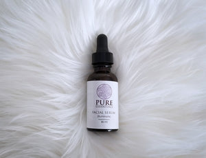 Pure Essentials Illuminate Facial Serum