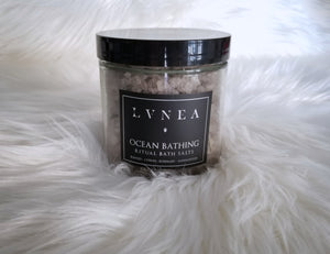 LVNEA- Ocean Ritual Bathing Salts Jar