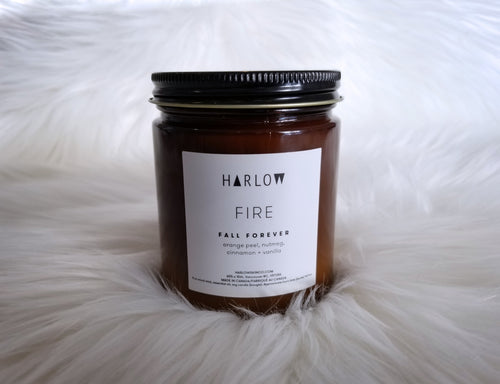 Harlow Fall Forever Candle