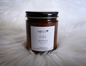 Harlow Mountain Candle