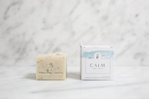 Tofino Soap Company Calm Natural Soap Cube