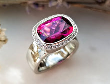 Load image into Gallery viewer, Juicy Gem Concept Rubellite Ring