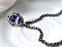 Load image into Gallery viewer, Juicy Gem Concept Tanzanite Pendant