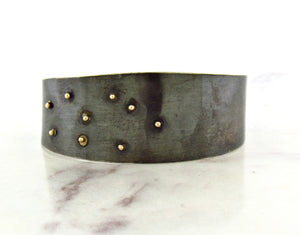 Melissa Joy Manning Mixed Metal Bracelet Cuff